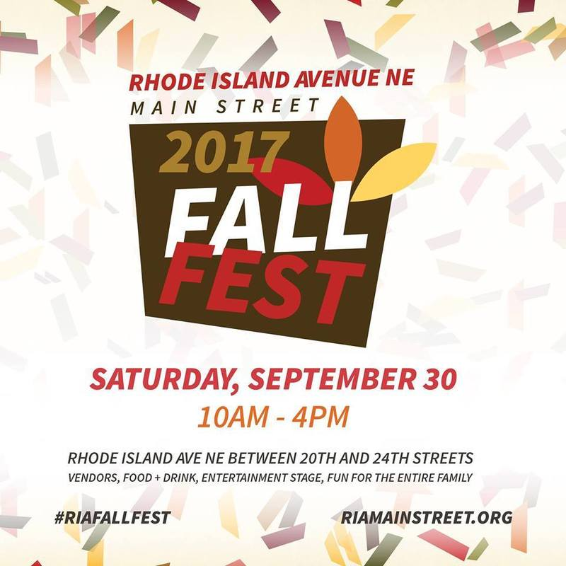 Fall Fest 2017 Vendor Registration