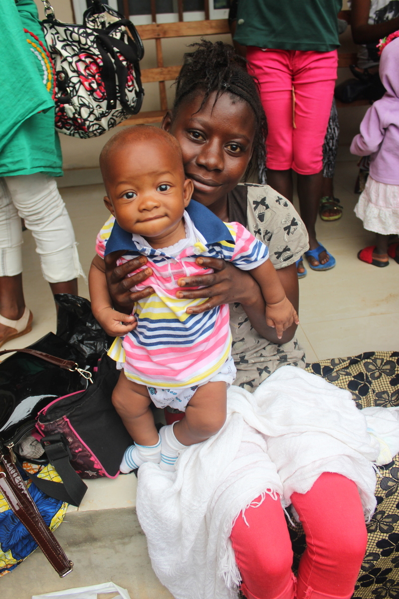 Mercy Hospital Nutrition Program