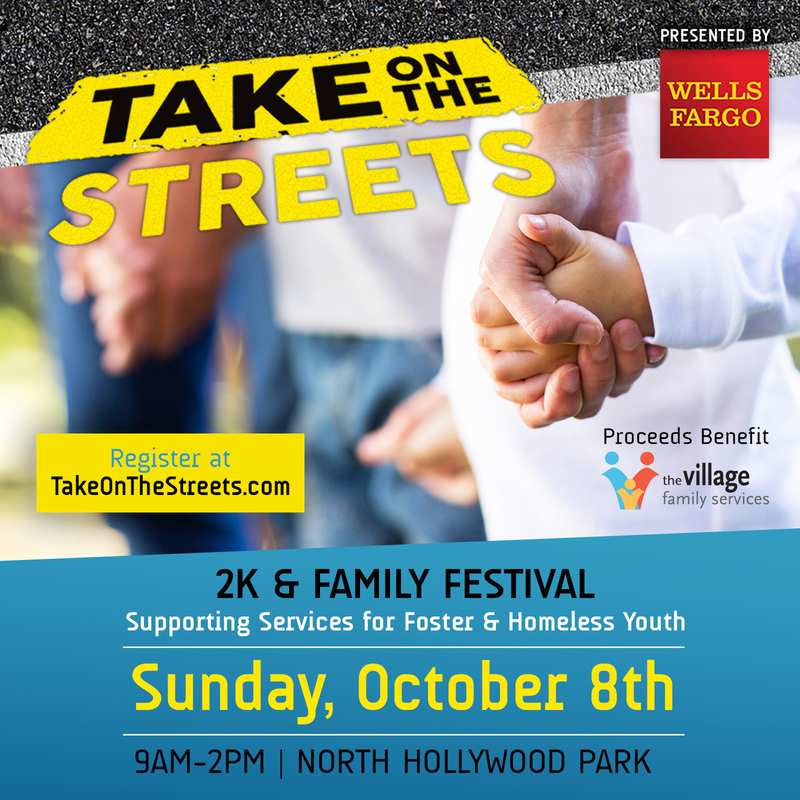 Take On The Streets 2K & Family Festival