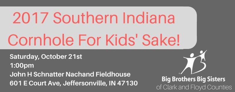 Cornhole For Kids' Sake- Clark and Floyd Counties