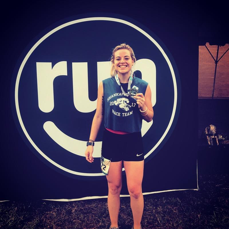 Charlotte Half Marathon- Will Run For Water