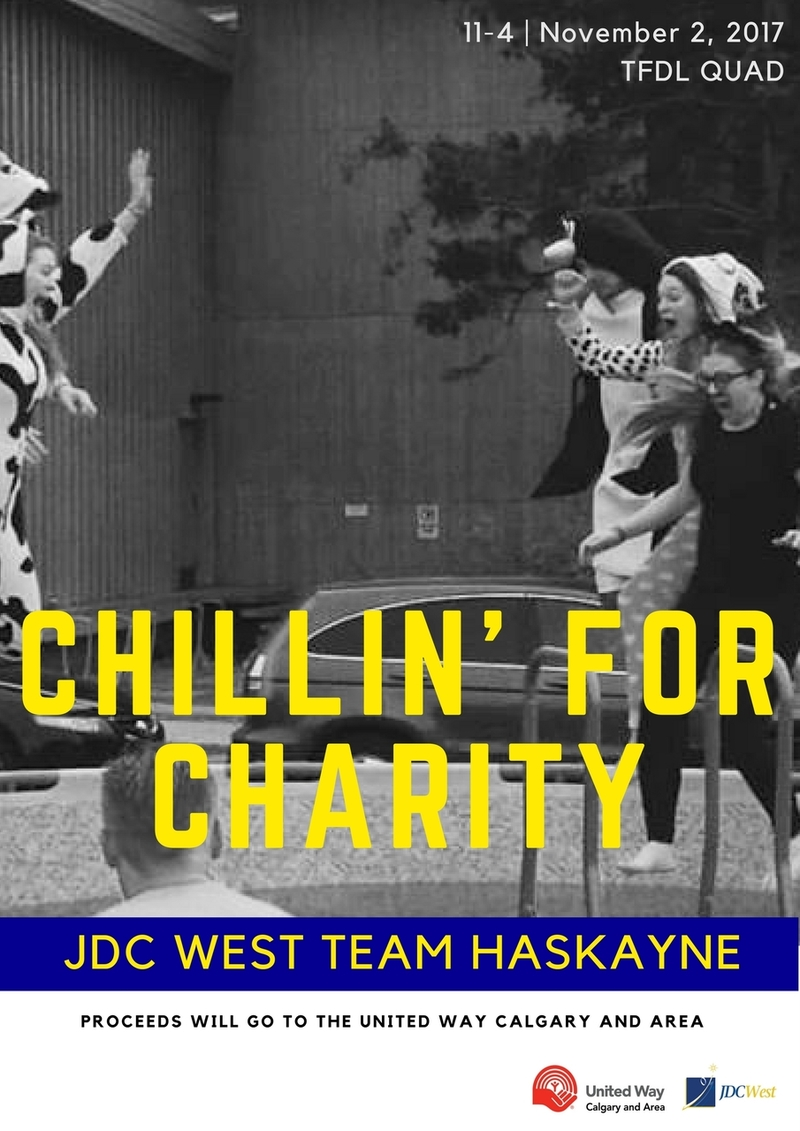 Chillin' for Charity
