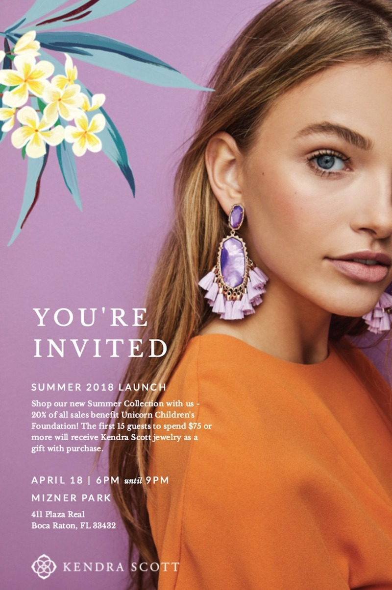 Mother's Day at Kendra Scott Boca Raton