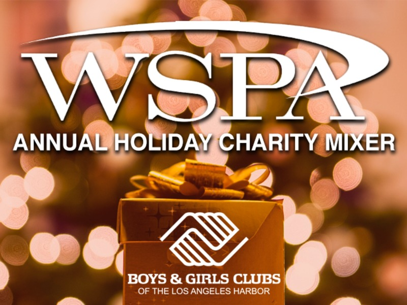 WSPA 2017 Holiday Mixer Supporting Boys & Girls Clubs