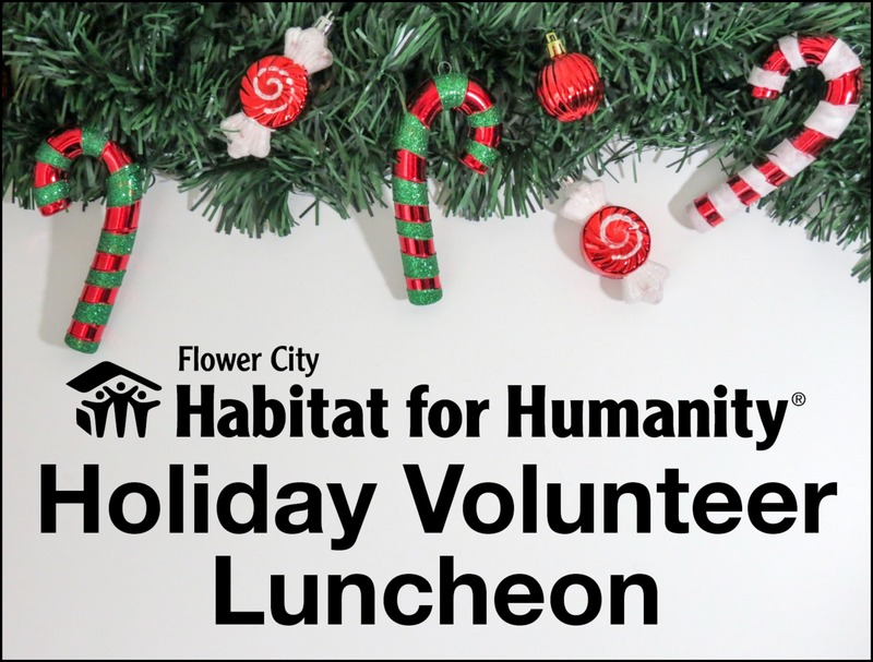Holiday Volunteer Luncheon