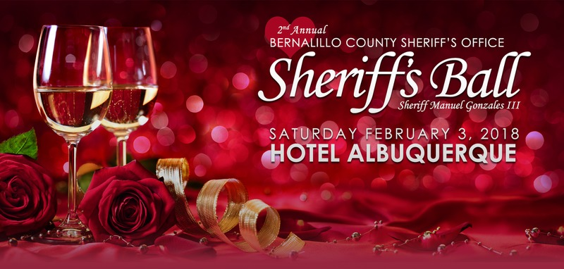 2018 Sheriff's Ball