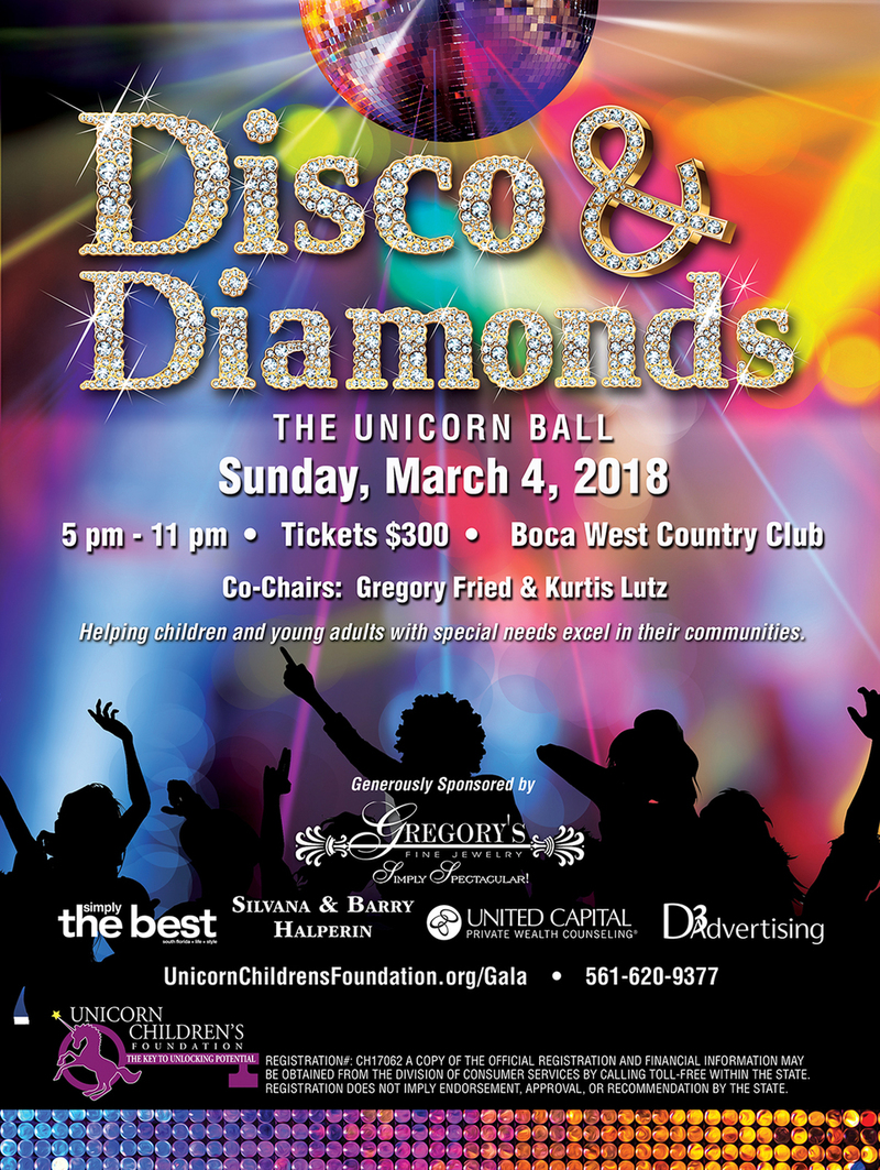 Disco & Diamonds: The Unicorn Ball