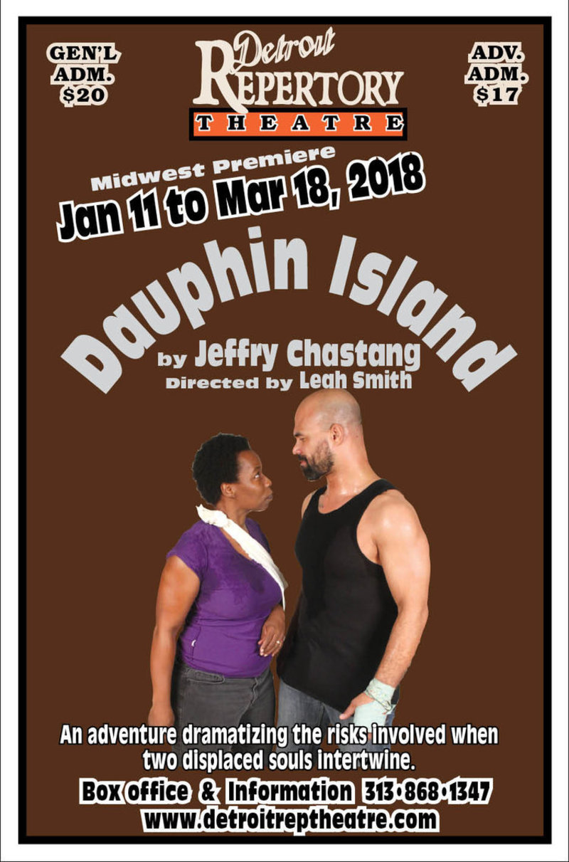 JDJ Benefit at the Detroit Repertory Theatre:  Dauphin Island