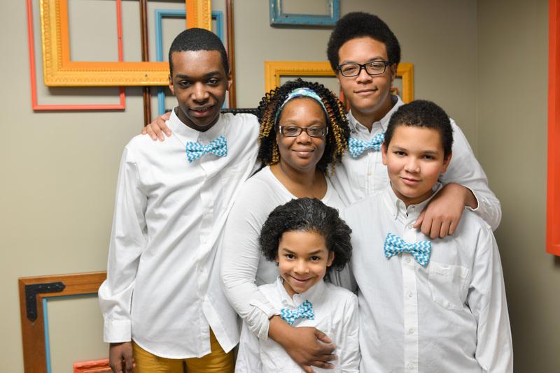Barnett Family | 2018 Stark Faith Build