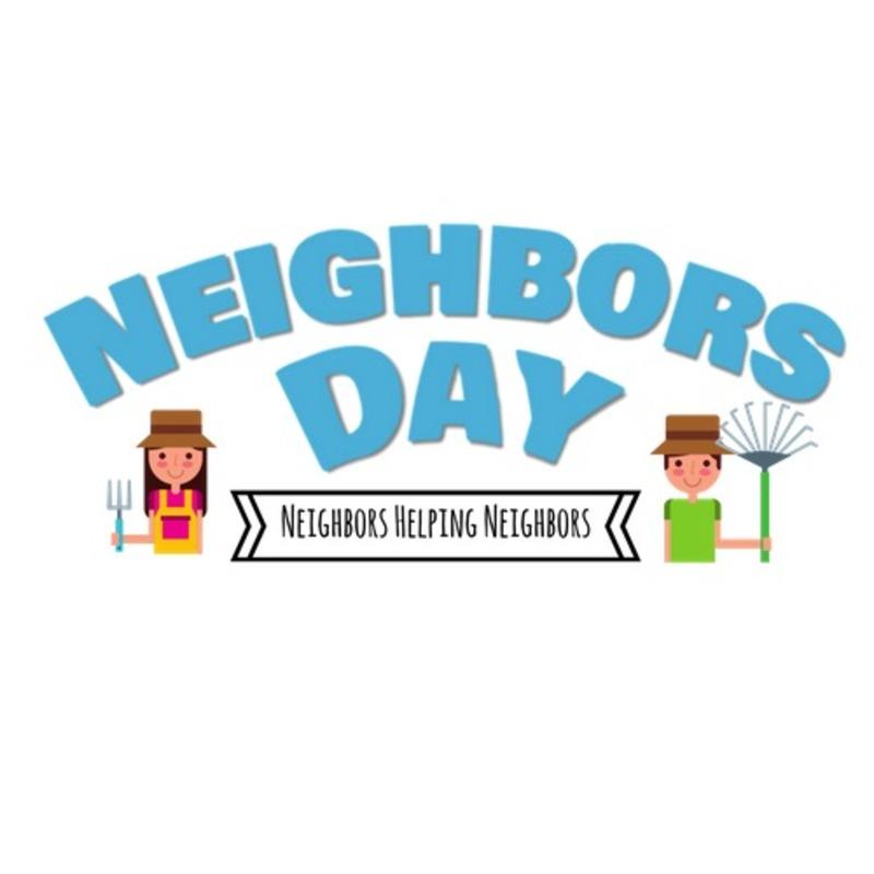 Neighbors Day 2018 Volunteer