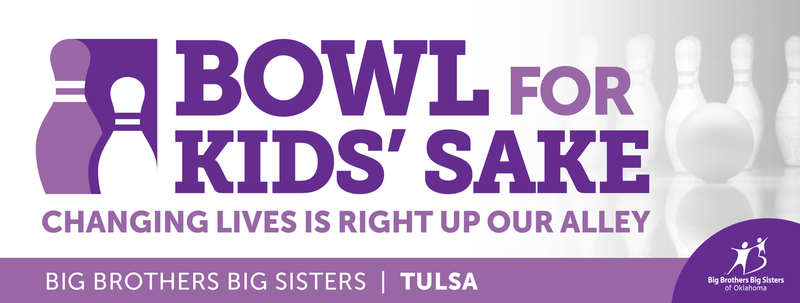 VOLUNTEER for Tulsa Bowl for Kids' Sake 2018