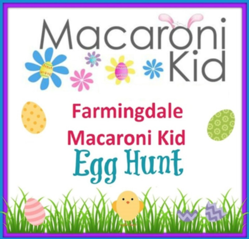 Family Sign Up Farmingdale Macaroni Kid Egg Hunt