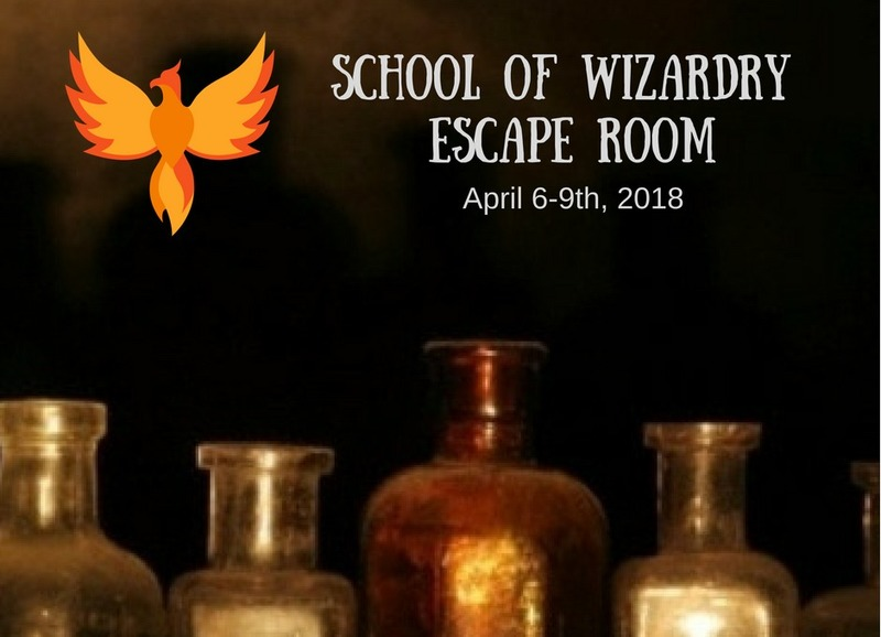 School of Wizardry Escape Room