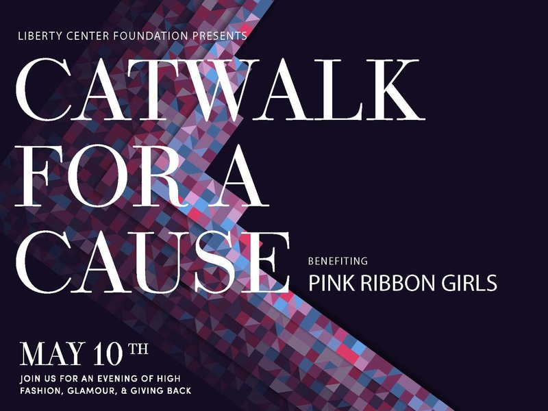 Catwalk For A Cause at Liberty Center
