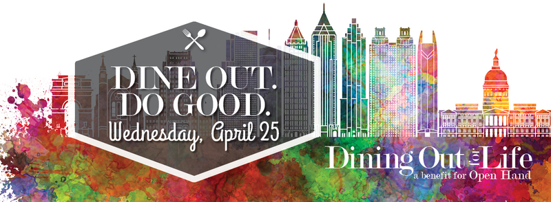 Dining Out For Life 2018