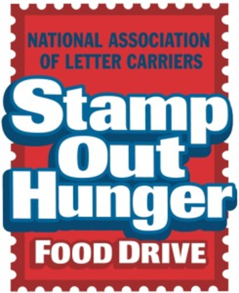 Stamp Out Hunger Food Drive 2018