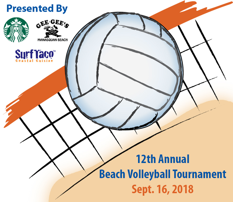 12th Annual Beach Volleyball Tournament