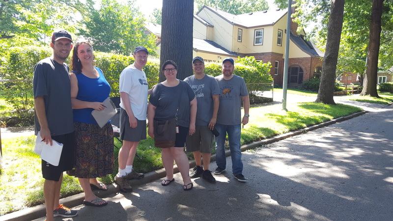 Donation Drive - Parkhurst Neighborhood Association