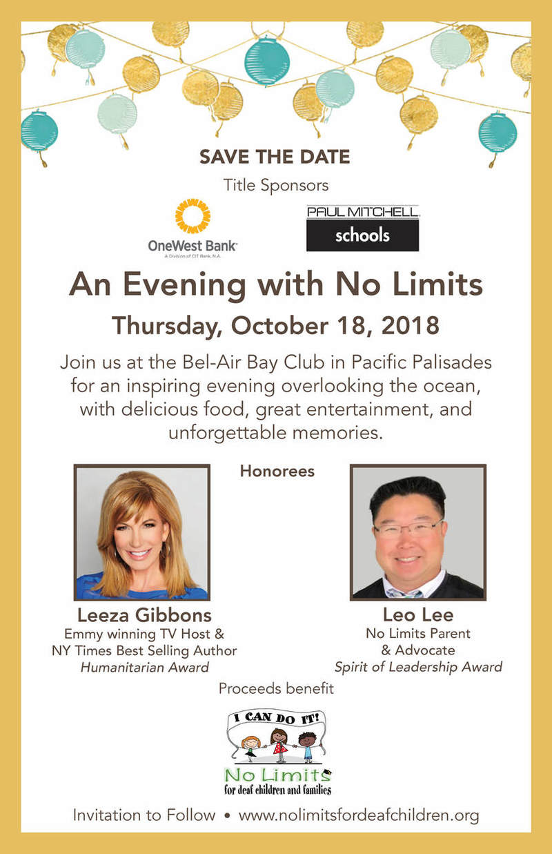 An Evening with No Limits Gala 2018