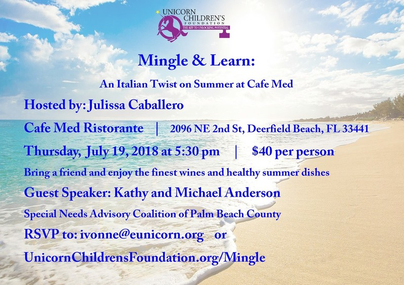 Mingle & Learn