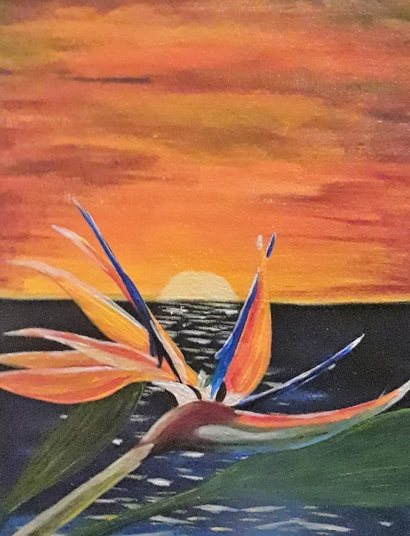 June 2018 Paint & Sip