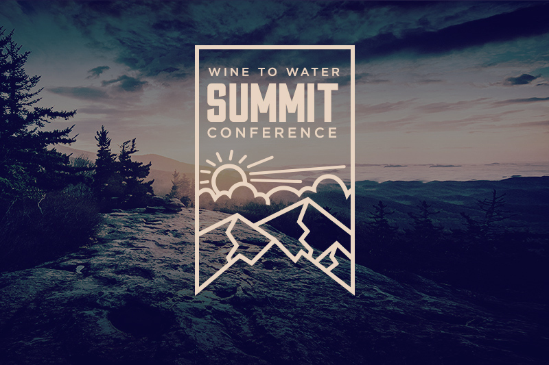 Wine To Water: Summit Conference