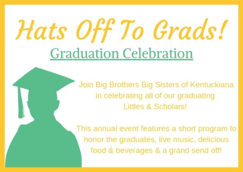 Hats off to Grads! Graduation Celebration 2019