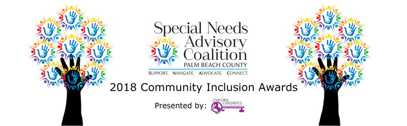 2018 Community Inclusion Awards