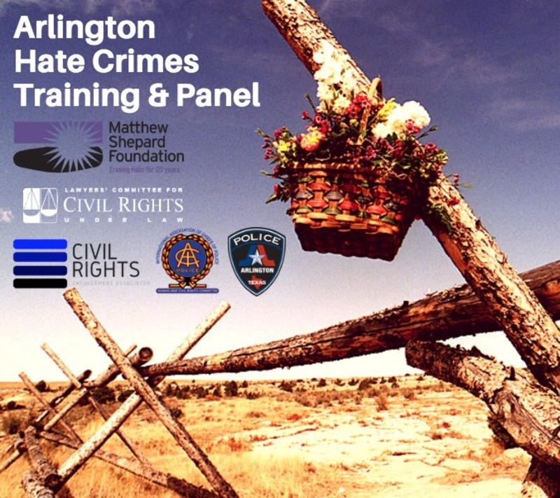 Arlington Hate Crimes Panel