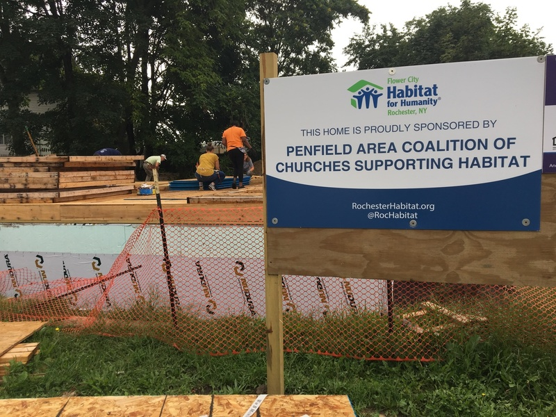 Penfield Area Coalition of Churches Supporting Habitat