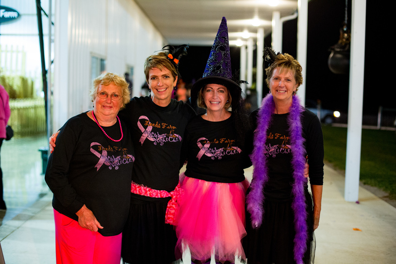 PRG at Witches Night Out