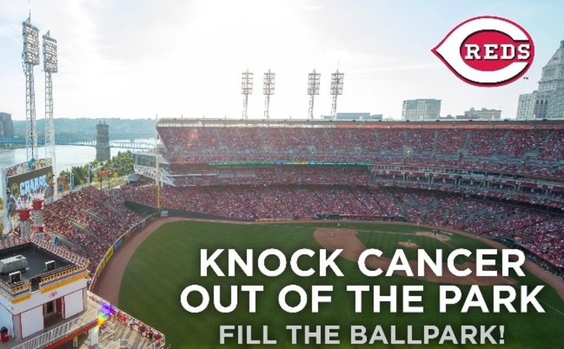 Knock Cancer Out of the Park!