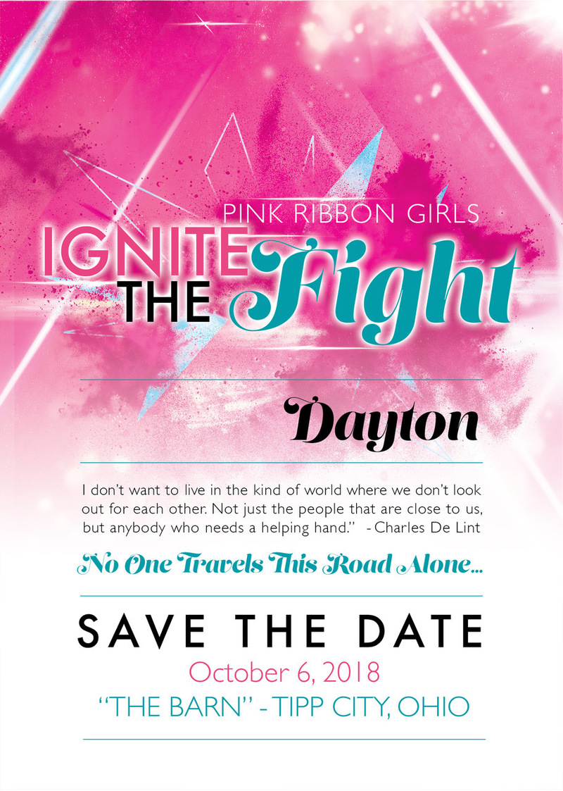 Ignite the Fight Dayton 2018 Volunteers