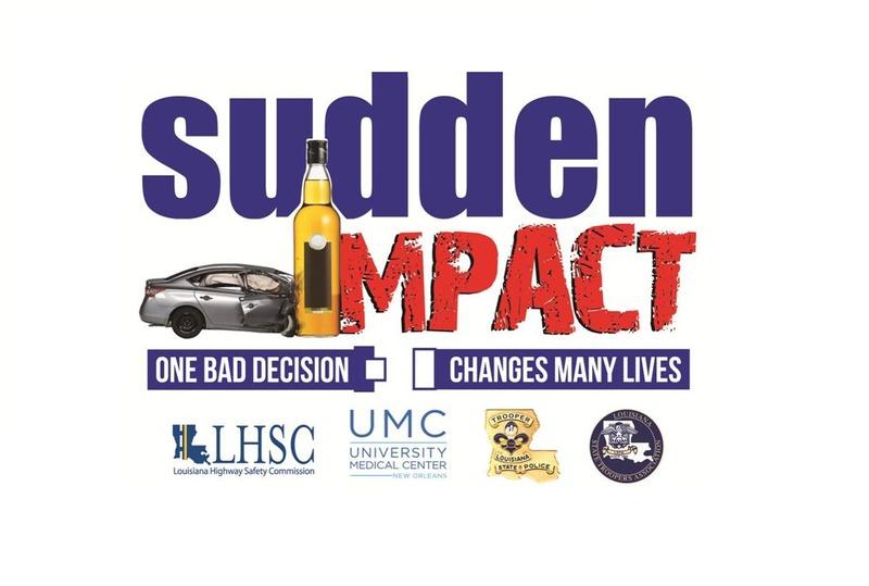 BR Sudden Impact - St. Amant