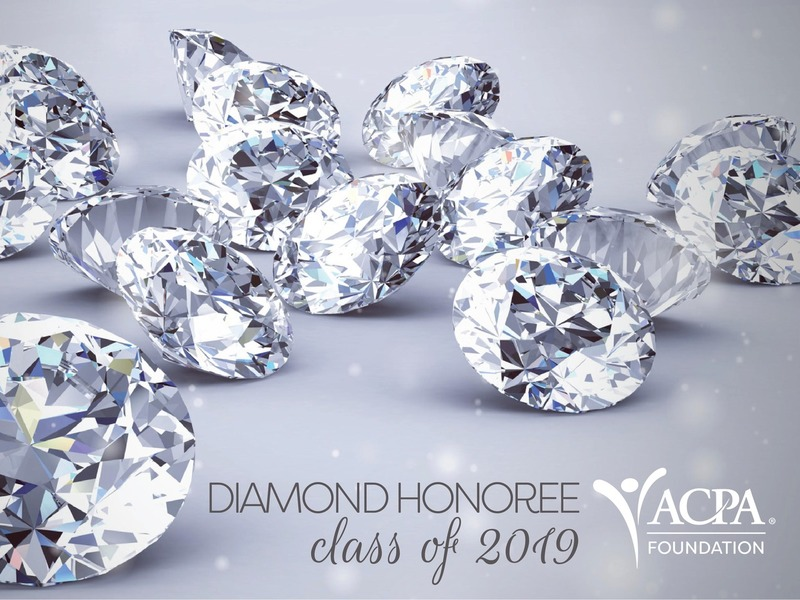 2019 Diamond Honoree
