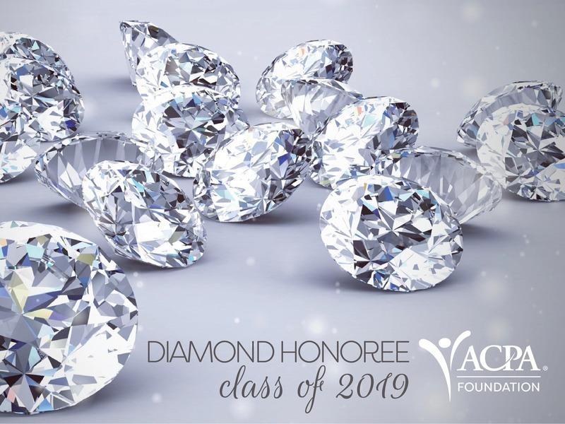 2019 Diamond Honoree
