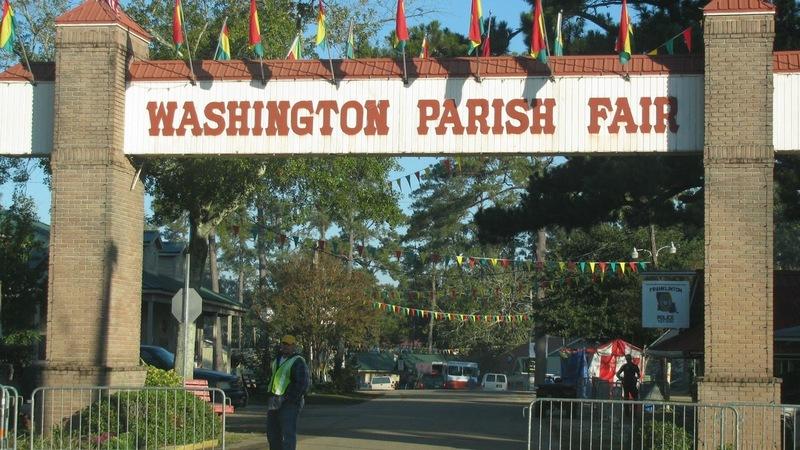 Washington Parish Free Fair