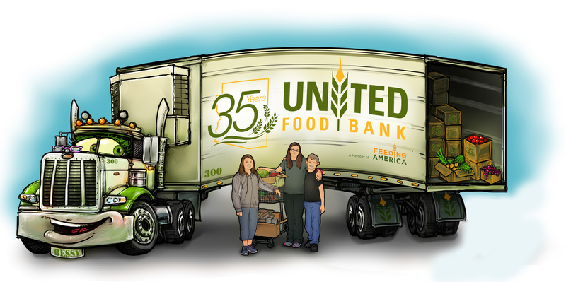 Help Bessy Feed the Need Direct Mail Campaign