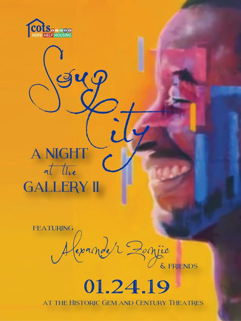 Soup City 2019: A Night at the Gallery II