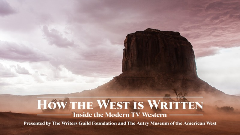 How the West is Written: Inside the Modern TV Western