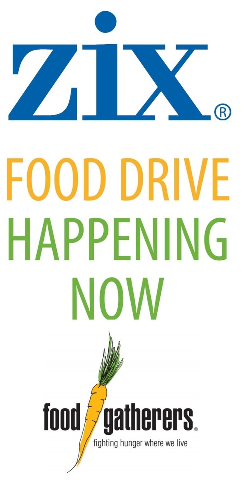 Zix Corp FoodGatherers Drive