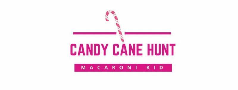 Park Shore Candy Cane Hunt