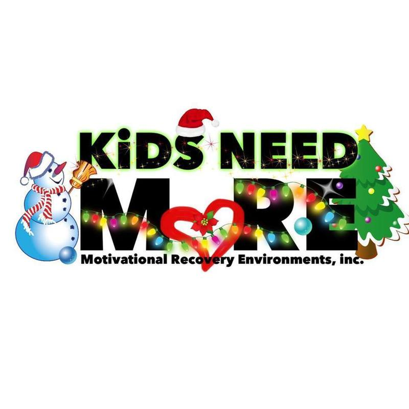 KiDS NEED MoRE Holiday Party 2019