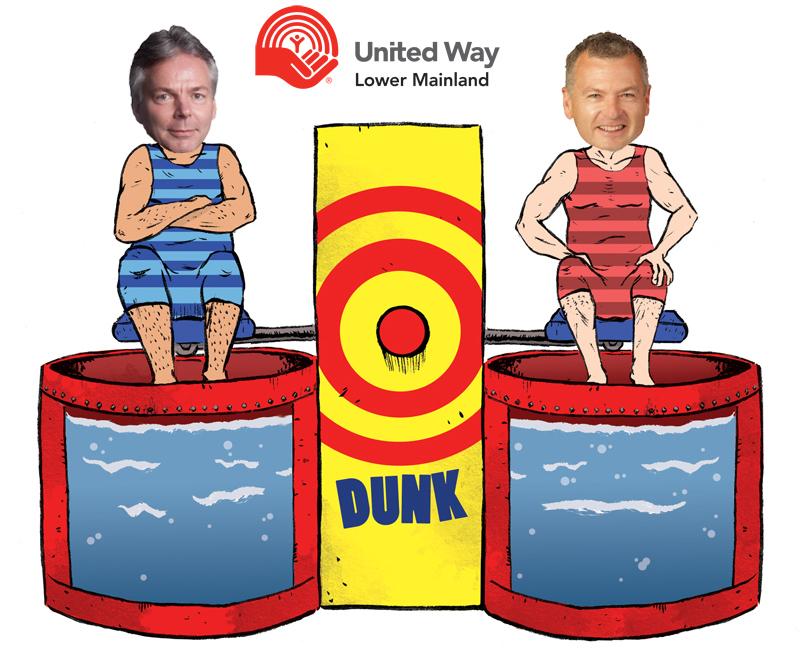 Dunk Tank Challenge