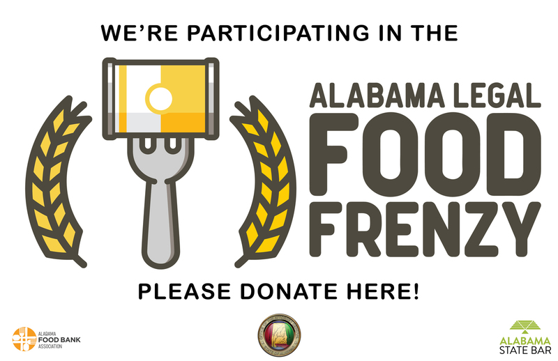 2019 Alabama Legal Food Frenzy