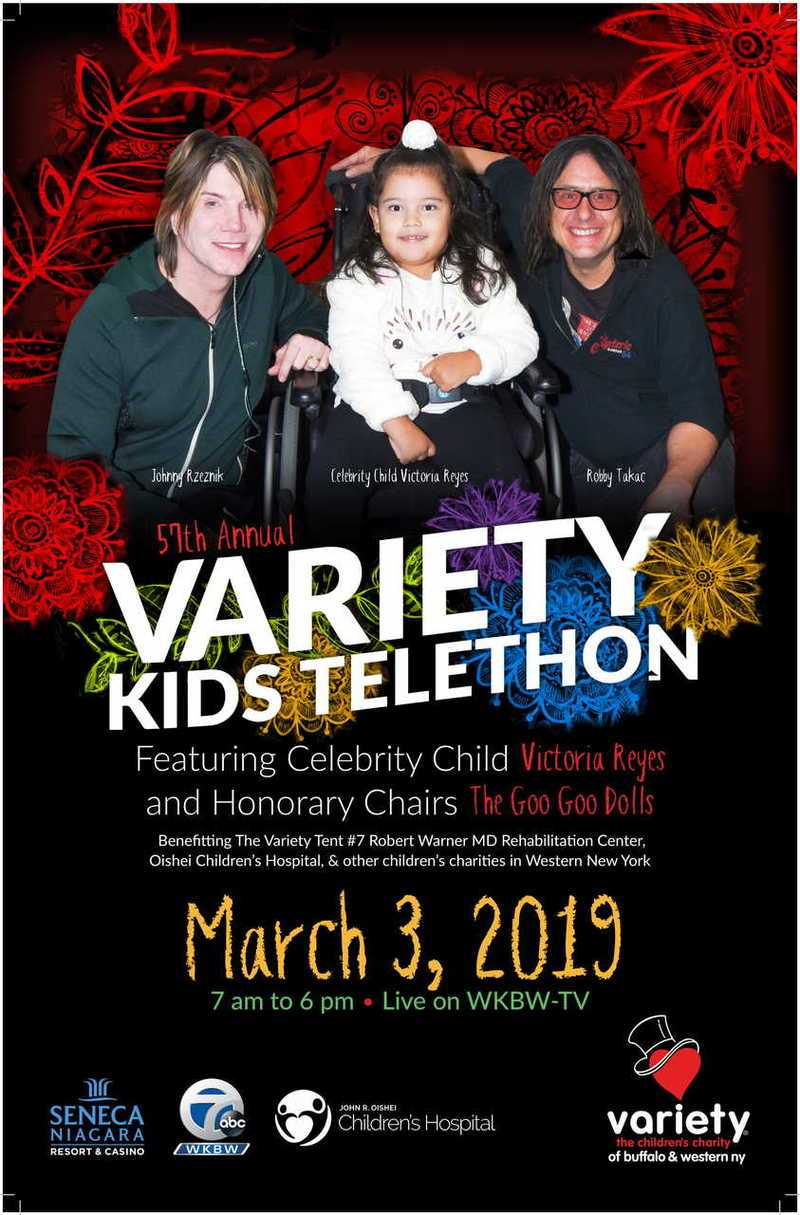57th Annual Variety Kids Telethon