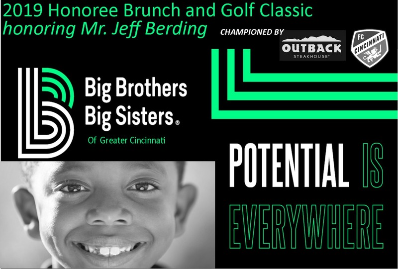 2019 Honoree Brunch and Golf Classic honoring Mr. Jeff Berding