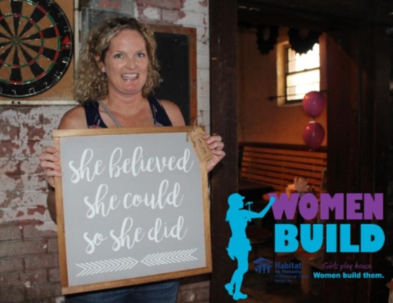 Women Build 2019 Kick-Off Party & Orientation