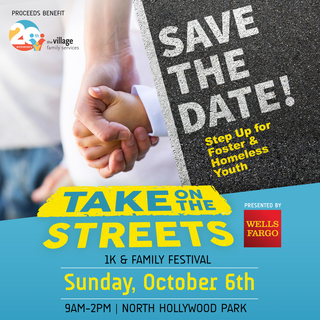 Take On The Streets 1K & Family Festival
