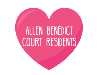 Fight Hunger, Spread Love for Displaced Allen Benedict Court Residents